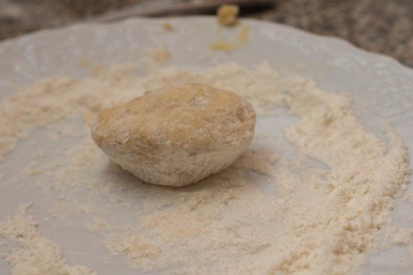 печенья с сухофруктами